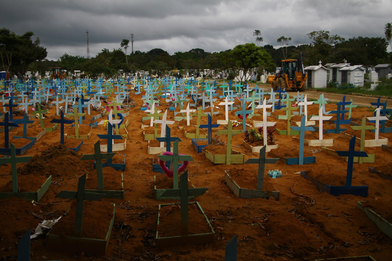 Amazonas confirma novas mortes por Covid em Manaus e Maués