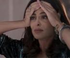 Na segunda-feira (14), Carolina é desmascarada na frente de todos por conta da armação contra Eliza (Marina Ruy Barbosa) | TV Globo