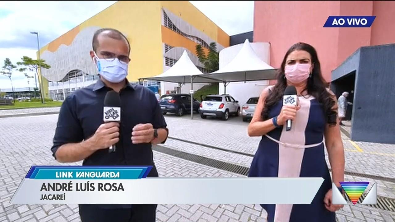 Jacareí inicia dupla checagem na vacinação contra Covid-19
