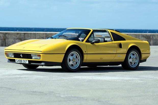 Ferrari 328 GTS era uma evolução da 308 usada na série Magnum (Foto: Divulgação)
