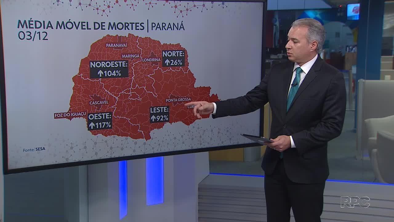 VÍDEOS: Boa Noite Paraná de sexta-feira, 4 de dezembro