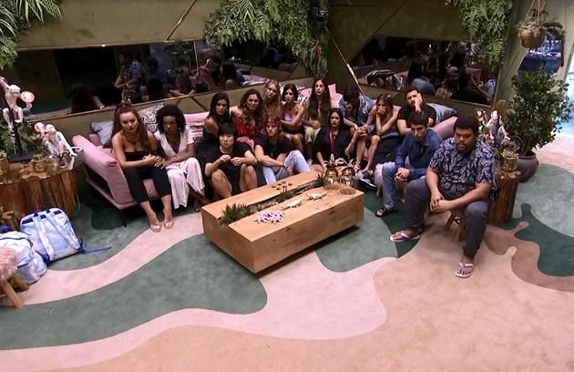 Ao todo, serão 14 participantes na nova edição do reality show (Foto: Reprodução)