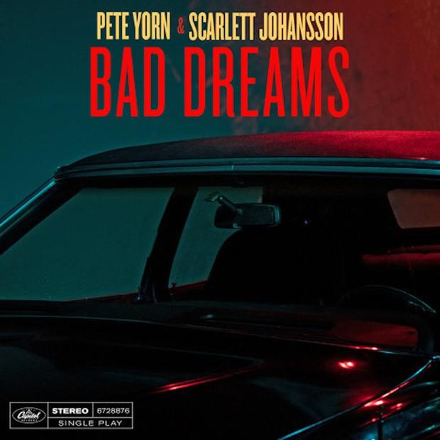 Bad Dreams, single novo de Scarlett Johansson e Pete Yorn (Foto: Divulgação)