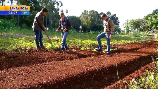 Projeto de alunos gaúchos sobre cultivo da batata doce é selecionado para feira internacional em Londres