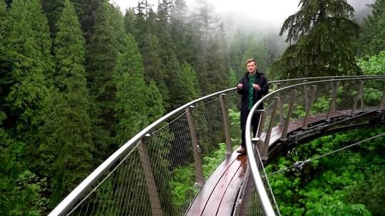'GloboNews Em Movimento' vai a Vancouver, que quer ser a cidade mais verde do mundo