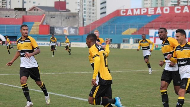 Jean Dias marcou o único gol da partida