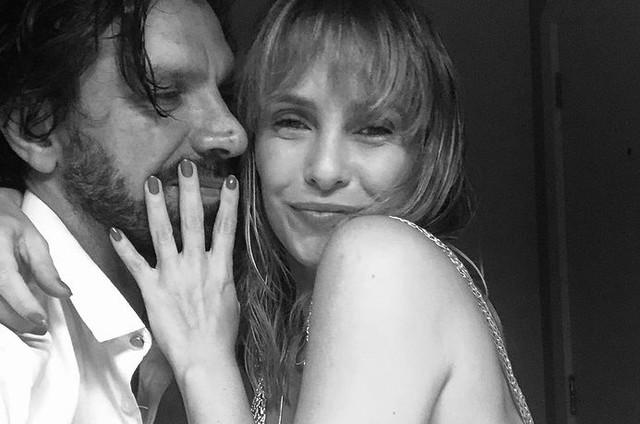 Fernanda Nobre e o marido (Foto: Reprodução/ Instagram)