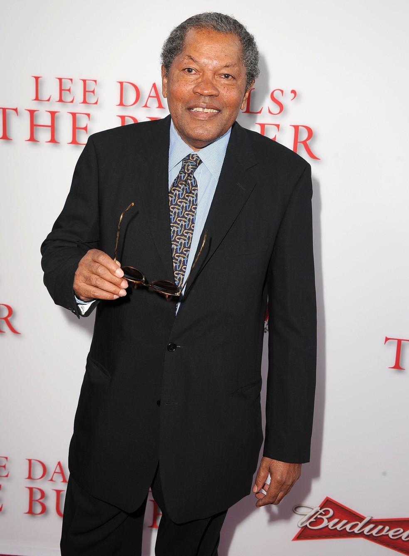 Clarence Williams III na estreia do filme 'O Mordomo da Casa Branca', em 2013 — Foto: Getty Images