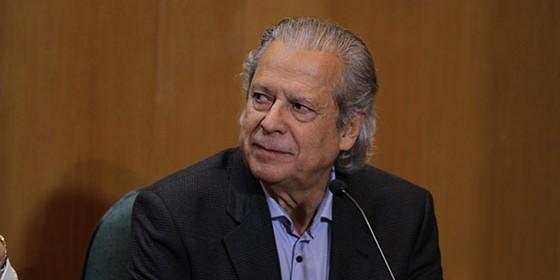 José Dirceu na CPI da Petrobras (Foto: Paulo Lisboa / Brazil Photo Press / Ag. O Globo)