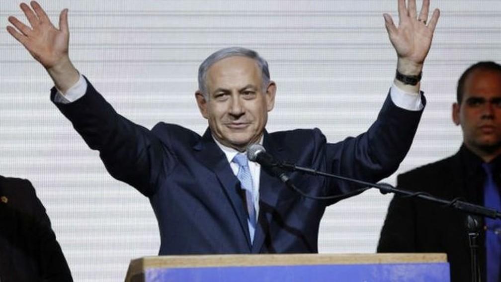 Benjamin Netanyahu — Foto: Reuters