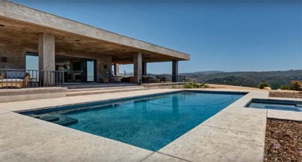 Mansão de Caitlyn Jenner em Malibu, na Califórnia (Foto: Reprodução/Realtor.com)