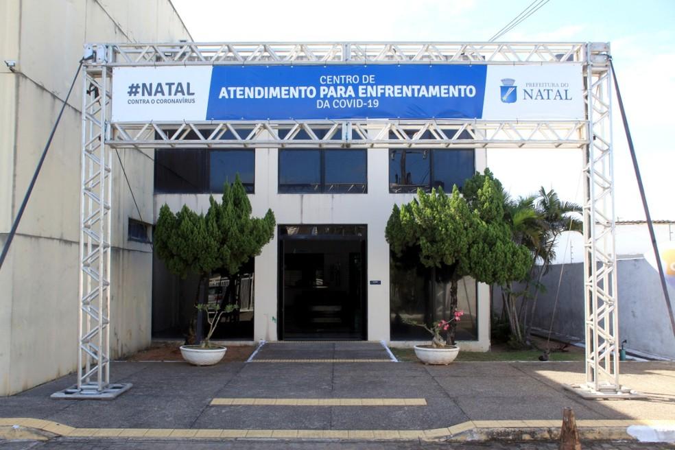 Natal abre novo Centro de Atendimento para Enfrentamento da Covid-19 na  segunda-feira (27)   Rio Grande do Norte   G1