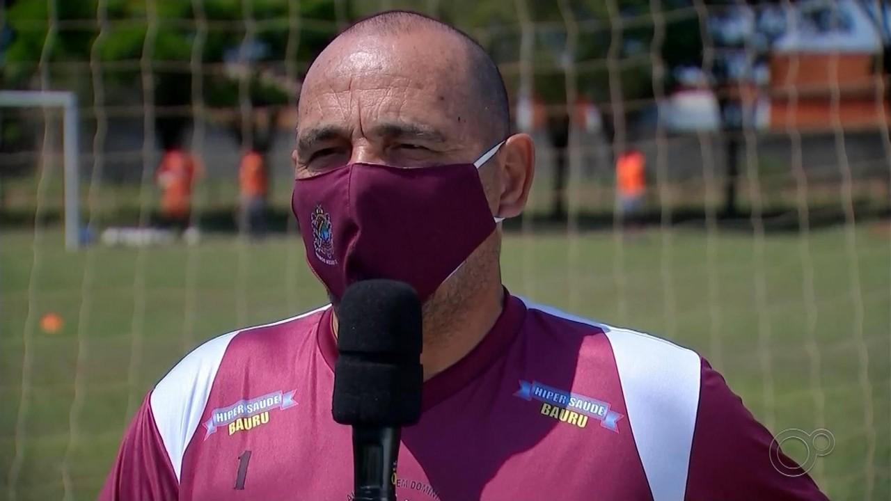 Vocem se prepara para enfrentar o Grêmio Prudente na Segundona do Paulista