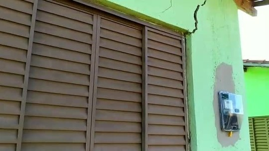 Imóveis do 'Minha Casa, Minha Vida' de aldeia indígena apresentam problemas estruturais em Porto Real do Colégio, AL