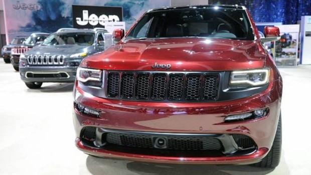 O Jeep Grand Cherokee foi um dos modelos envolvidos no 'dieselgate'  (Foto: EPA (via ANSA)  )