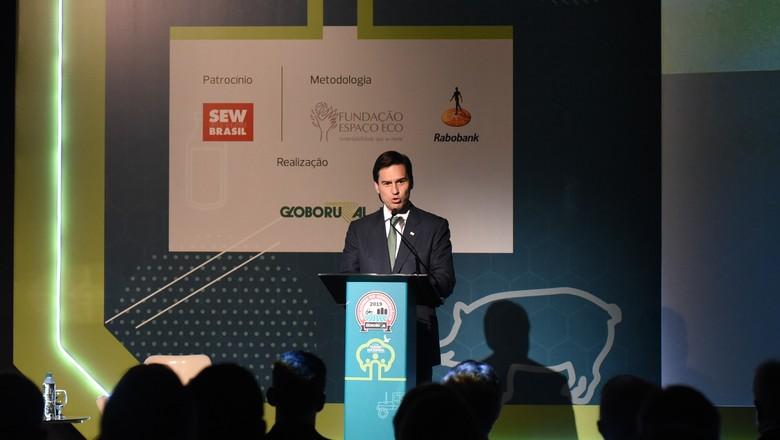premio-melhores-agronegócio-gustavo-junqueira (Foto: Rodrigo Trevisan/Ed. Globo)