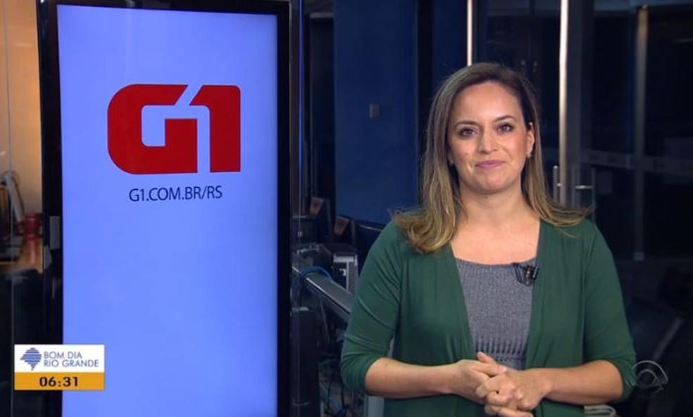 Bom Dia Rio Grande Passa A Contar Com Participação Ao Vivo