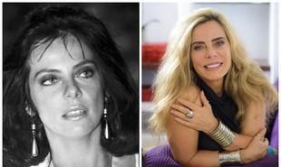 Bruna Lombardi, que esteve recentemente na série 'A vida secreta dos casais', da HBO, interpretou Lúcia Brandão, uma juíza bem-sucedida, em 'Roda de fogo'. A novela será reprisada pelo canal Viva a partir de julho. Veja como estão outros atores do elenco | Reprodução