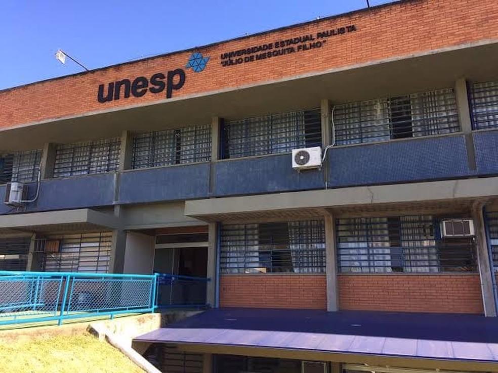 Câmpus da Unesp em Registro (SP) — Foto: Divulgação