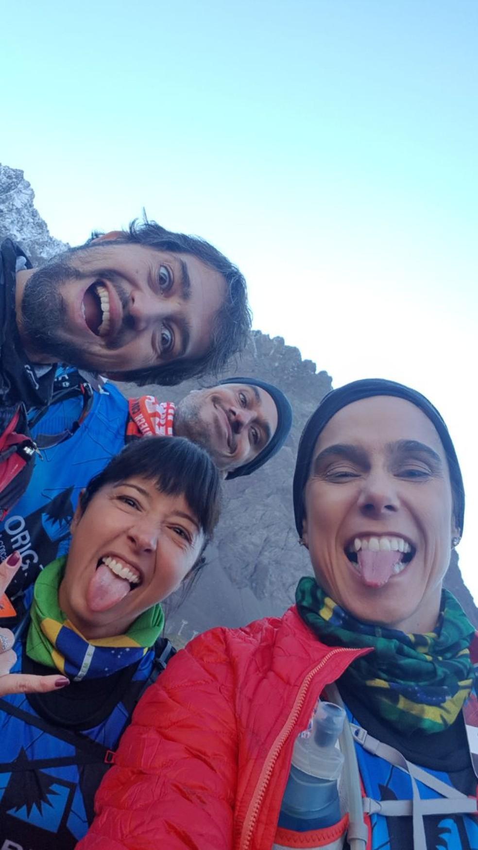 O El Origen Aconcágua não foi apenas uma corrida, foi uma experiência, um encontro entre amigos apaixonados e loucos (uns mais do que outros) por corrida e ávidos pela vida. (Foto: cris perroni)