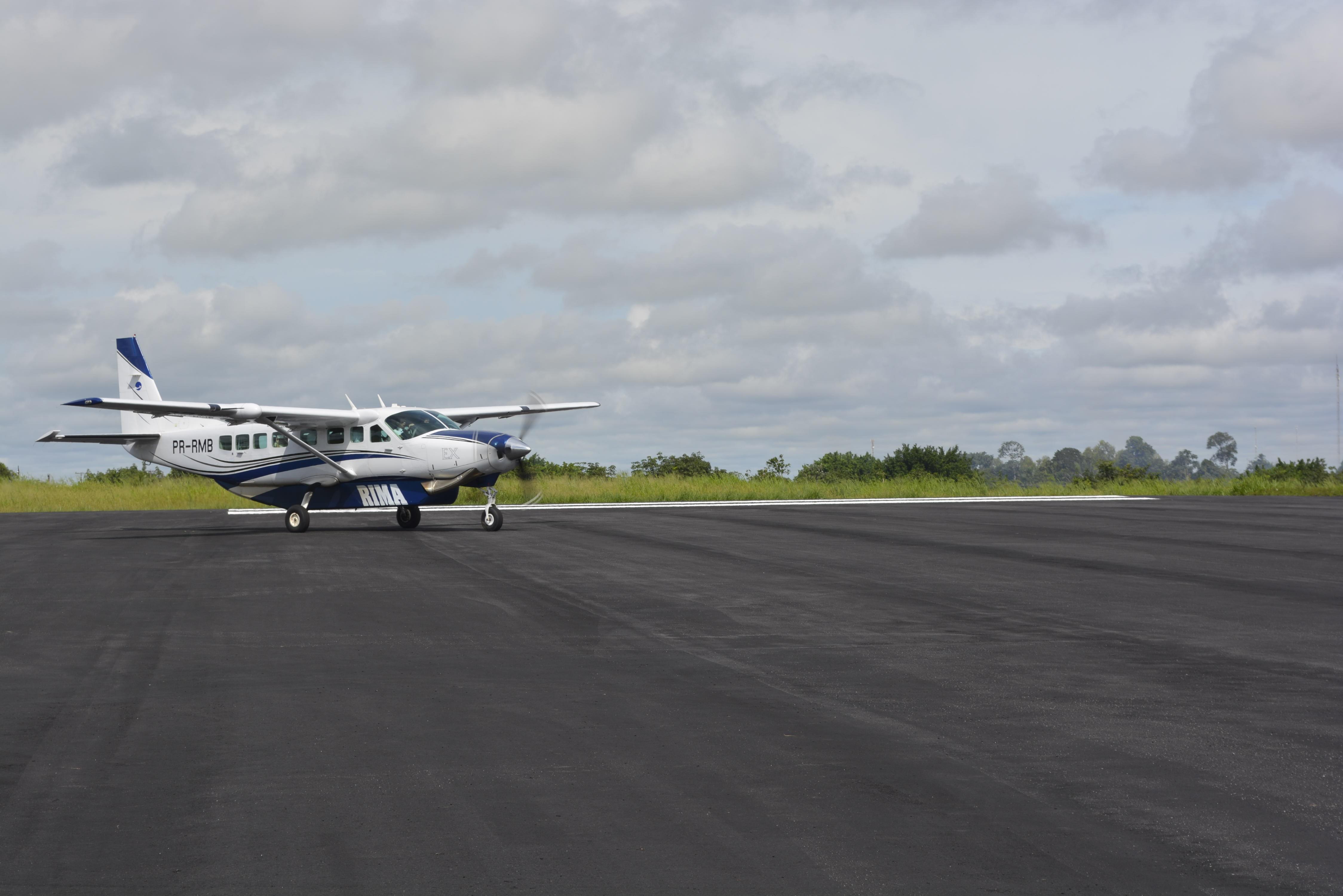 Secretaria de Aviação Civil anuncia construção de aeroporto de R$ 30 mi
