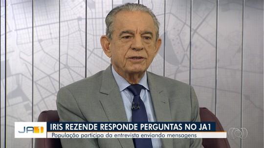 Prefeito de Goiânia faz balanço da gestão e fala de projetos na saúde, educação e transporte público