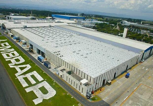 Embraer tem lucro de R$ 191,5 milhões no quarto trimestre