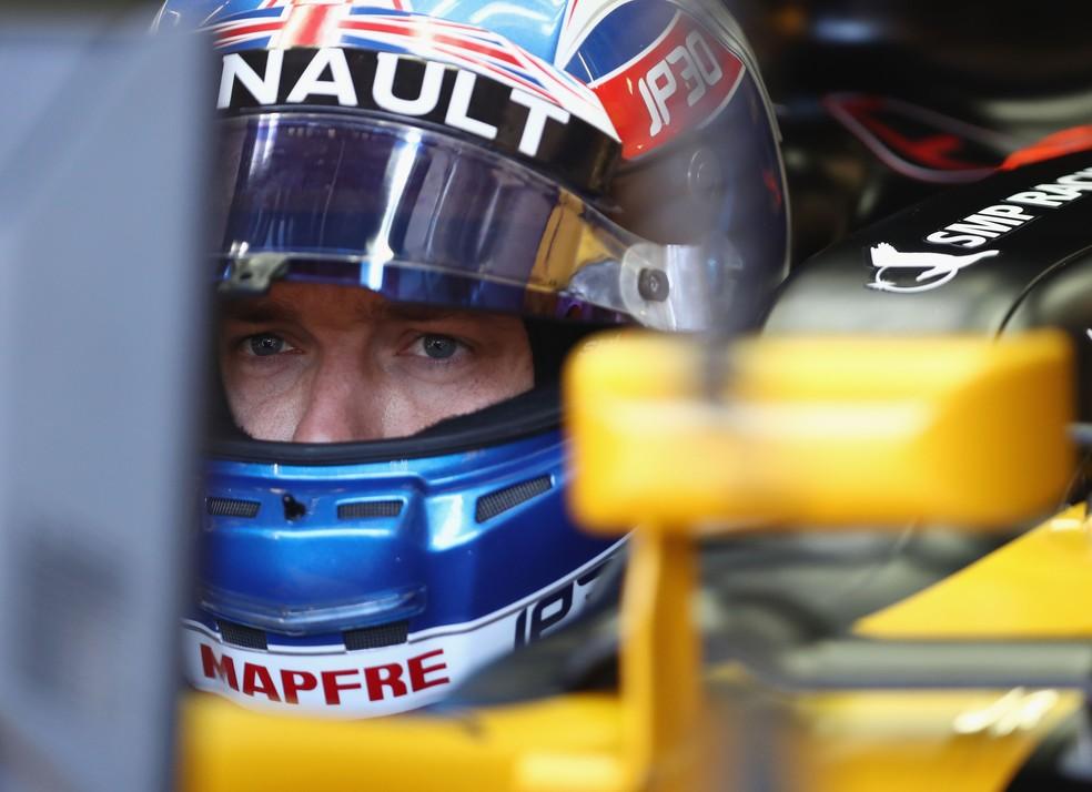 Palmer ainda não conseguiu passar ao Q3 em 2017 (Foto: Getty Images)