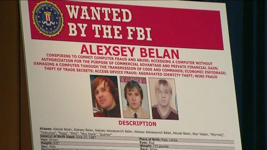 EUA acusam dois agentes russos pelo roubo de informações de usuários do site Yahoo