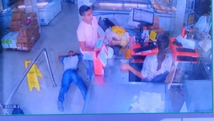 Loja é assaltada em Campina Grande; R$ 100 mil são roubados