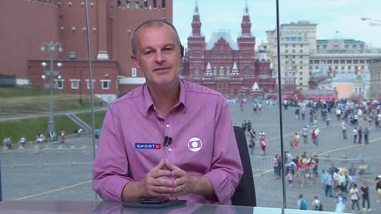 Sérgio Xavier analisa preocupação da Seleção Brasileira com bolas aéreas