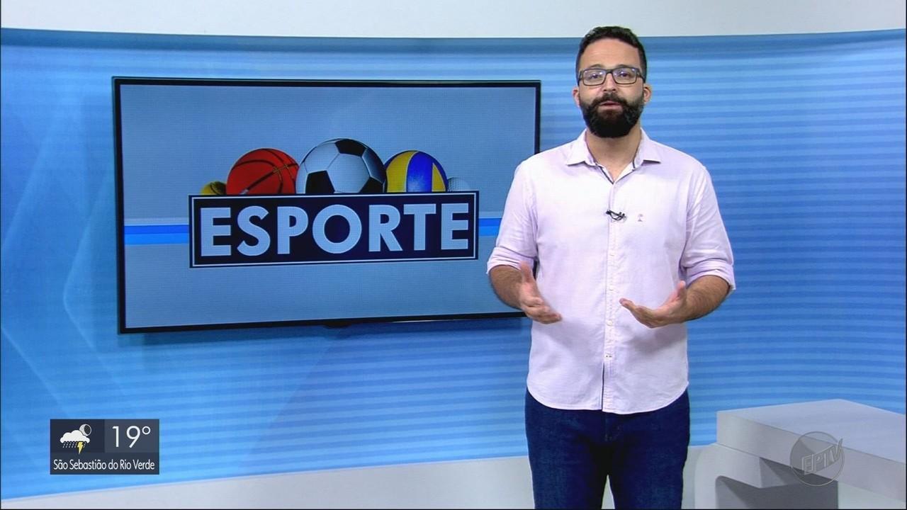 Diego Alves fala da vitória da Caldense e das derrotas de Boa Esporte e Pouso Alegre