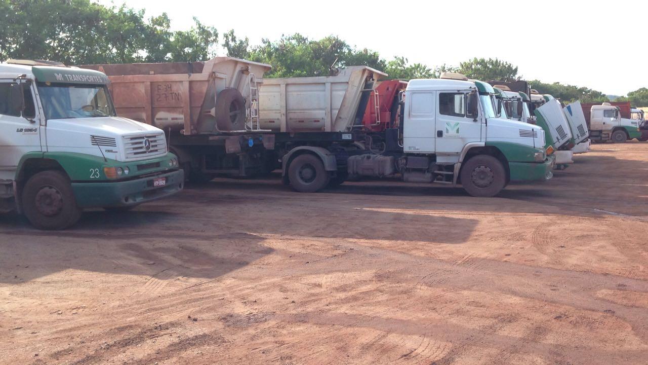 Sem caminhão, Porto de Ladário para escoamento e, sem leite, laticínio reduz produção