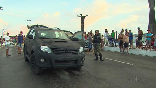 Líder de bando que explodiu a Brinks era agente de trânsito no Grande Recife, afirma delegado