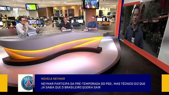 """Jornalista diz que negociação envolvendo Neymar está mal explicada: """"É um processo complexo"""""""
