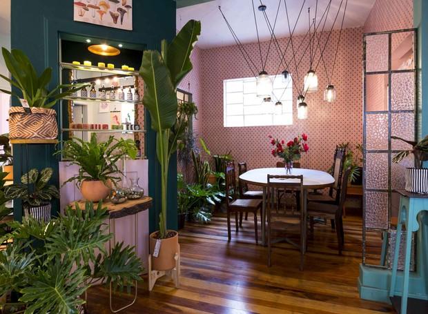 Botanique Café em Curitiba (Foto: Ricardo Perini/Divulgação)