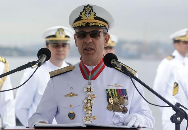 Bento Costa Lima Leite de Albuquerque Júnior, ministro de Minas e Energia do governo Bolsonaro (Foto: Ministério da Defesa/Divulgação)
