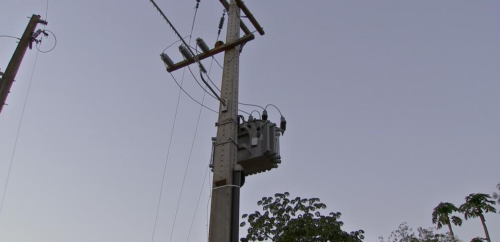Escola pública está sem energia (Foto: TVCA/ Reprodução)