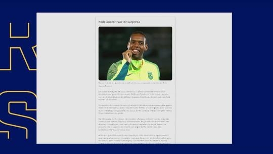 Termômetro olímpico: análise dos possíveis medalhistas do Brasil em Tóquio