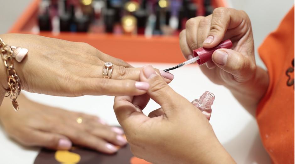 Manicure: quem aposta na profissão pode se tornar MEI (Foto: Thiago Freitas)