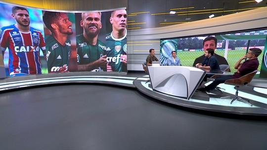 Quem é melhor? Seleção SporTV compara Zé Rafael a meias do Palmeiras