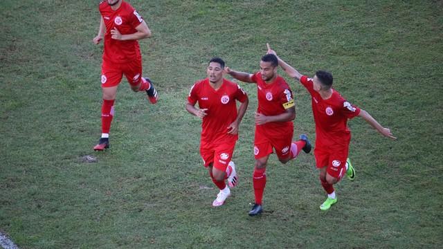 Zé Eduardo fez o gol do América