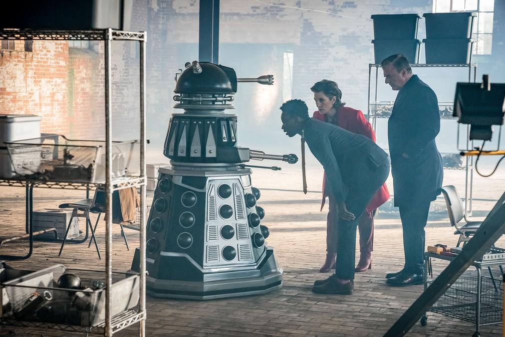 Imagem do especial do fim de ano de 'Doctor Who' — Foto: Divulgação
