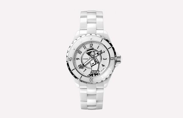Relógio-desejo: Chanel Lança Edição Limitada Do J12 Com