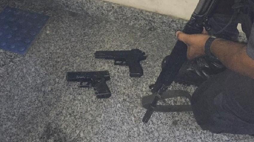 Polícia flagra assalto a mercearia em Angra dos Reis e evita roubo de R$ 5 mil - Notícias - Plantão Diário