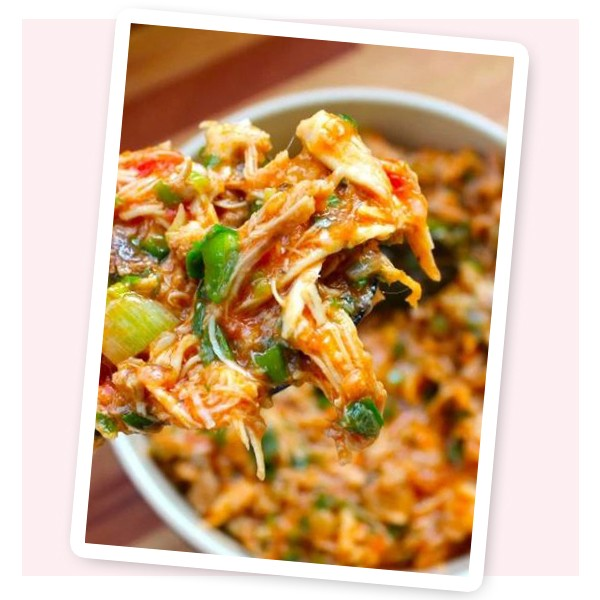 Ragu de frango com especiarias + couscous de amaranto (Foto: Reprodução/Pinterest)