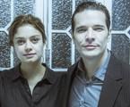Sophie Charlotte e Daniel de Oliveira | Mauricio Fidalgo/ TV Globo
