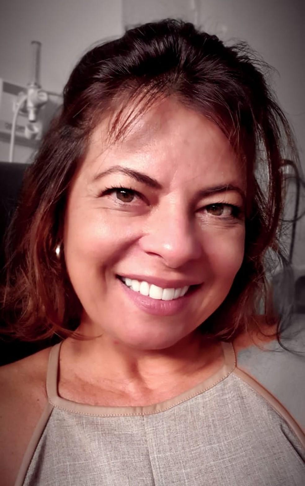 Cristiane Mesquita é escritora e professora universitária pelo Instituto Federal do Maranhão (IFMA) — Foto: Divulgação