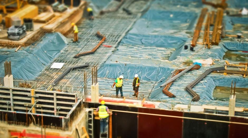 construcao, obra (Foto: Pexels)