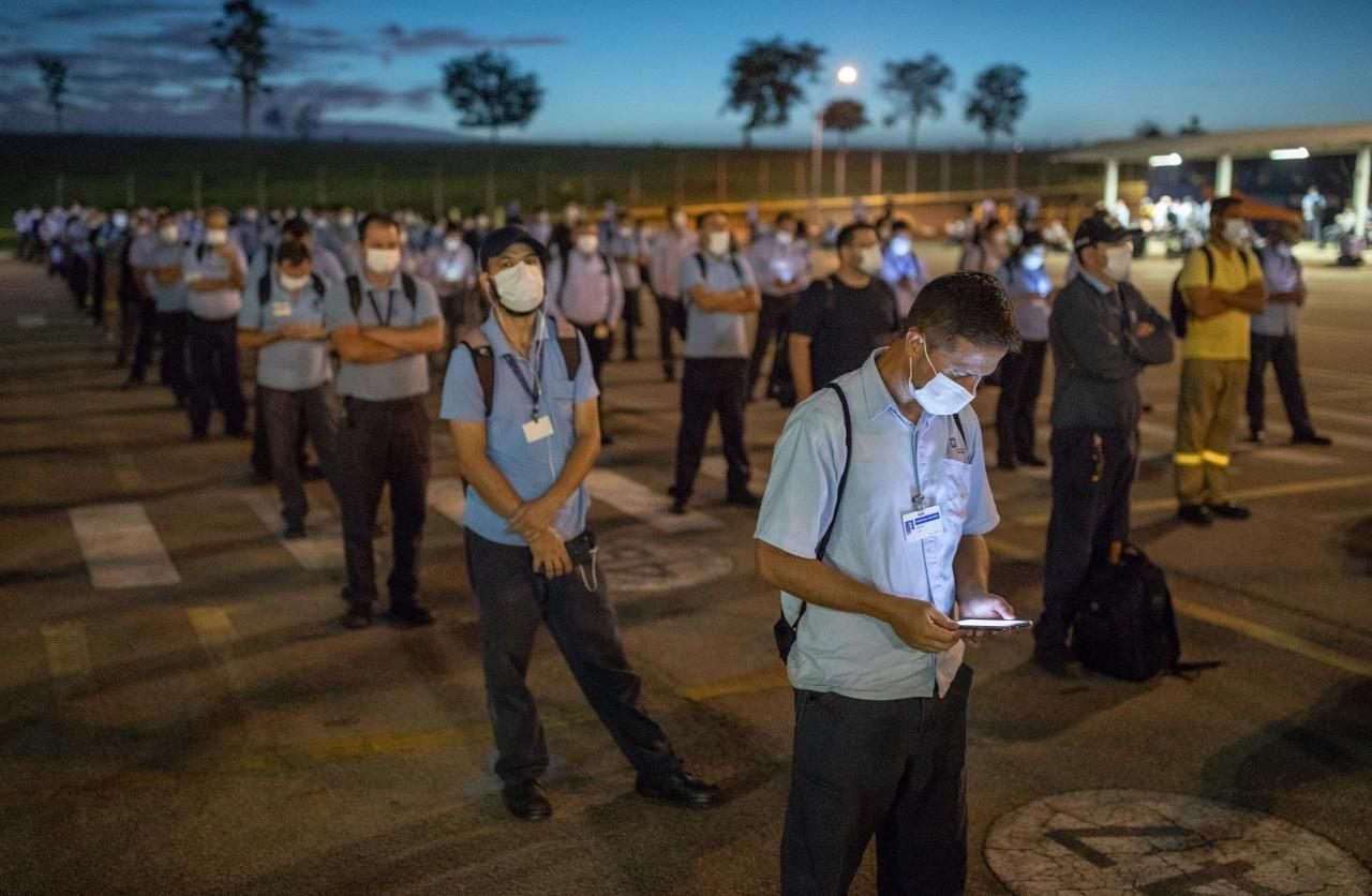 Trabalhadores da GM aprovam proposta de layoff por falta de peças na fábrica de São José